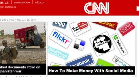CNN and Social Media